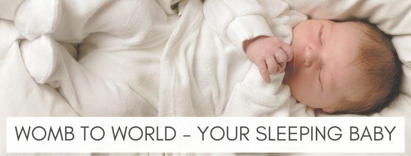 Your Sleeping Baby