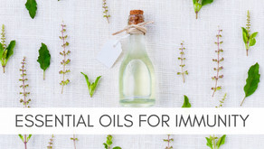 Oils for Immune Function