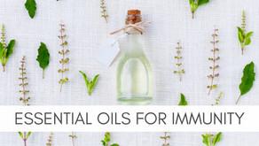 Oils for Immune Function