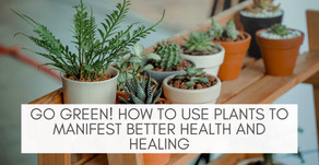 Plants For Health and Healing