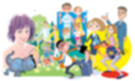 Kajikawa Illustration Gallery Toppage