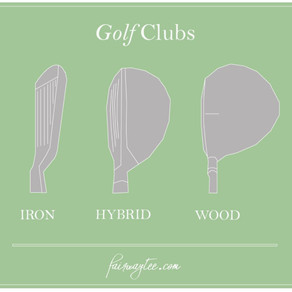 4 Reasons Hybrid Clubs are a Girl's Best Friend on the Golf Course