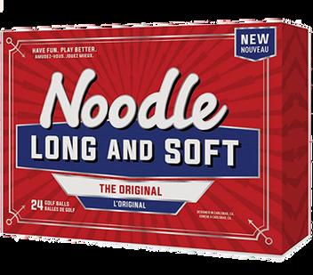 Noodle Golf Balls