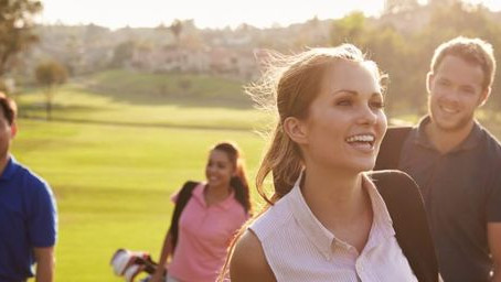 8 Reasons Why Women Should Play Golf