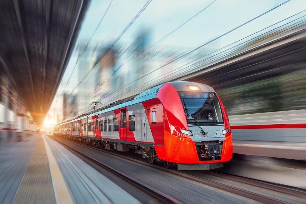 High Speed Train Rolling Stock Procureme