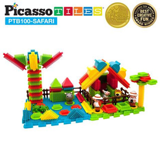 100 Piece Block Set