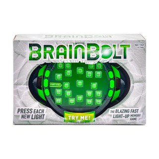Brain Bolt Memory Game