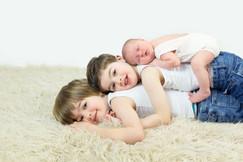 newborn shoot grote broers