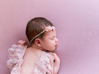 kanten newborn pakje