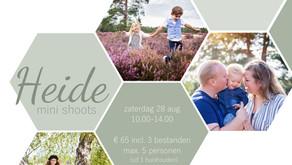   Heide mini shoots 2021  