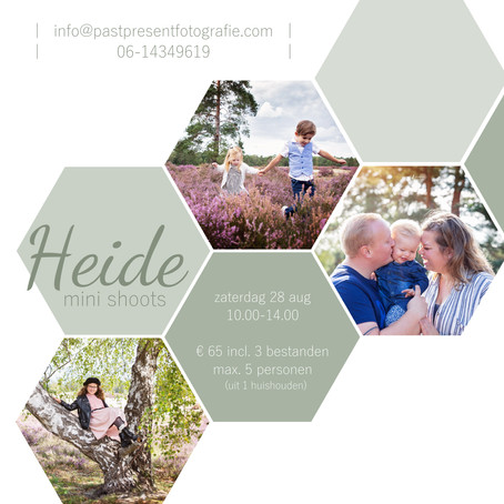 | Heide mini shoots 2021 |