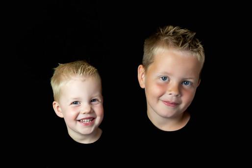 foto broertjes