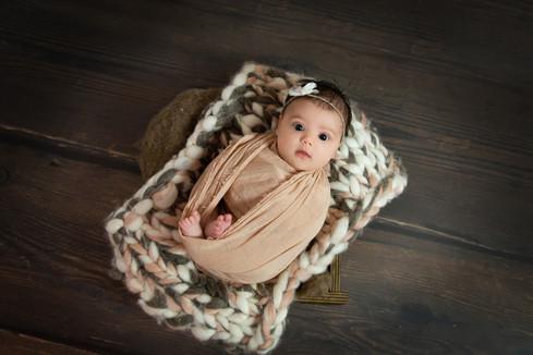 newborn fotografie props