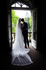 bruidsreportage binnen