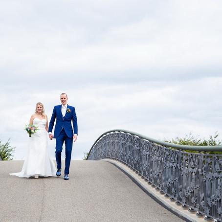 Bruiloft Hans & Larissa | 31-08-2018 | De Bilt | Vleuten