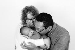 newborn shoot familie