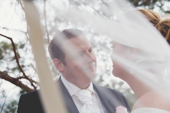 ongedwongen bruidsreportage