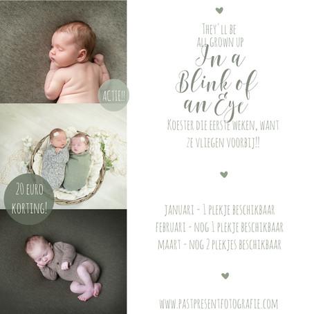 | Newbornshoot Nieuwegein | beschikbaarheid + korting |