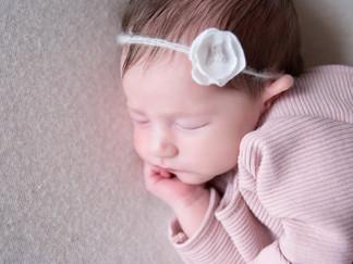 newborn fotografie kleding