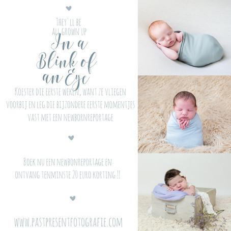 | Feestweken | Newborn | Fotoshoot Nieuwegein |
