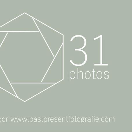 | December foto challenge | 31 dagen |