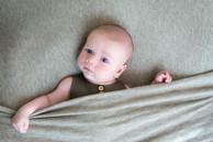 fotoshoot baby 7 weken