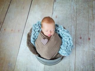 baby fotoshoot ideeen