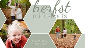   Herfst mini shoots   Amelisweerd  