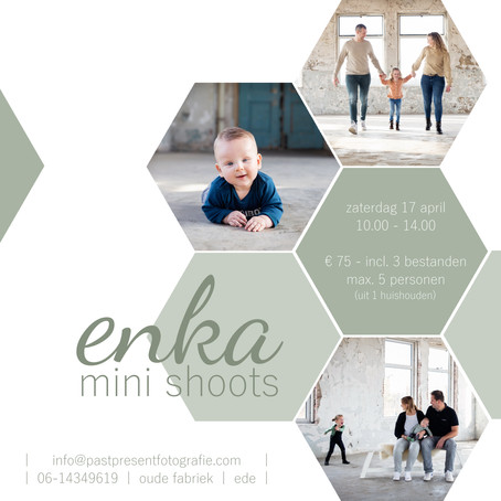 | Mini shoot | enka fabriek - Ede |