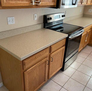 Countertop After