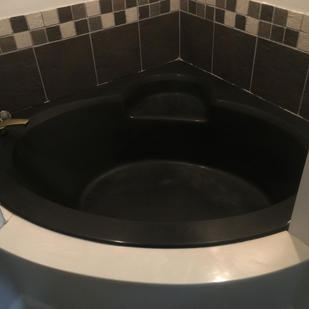 Garden Tub Before