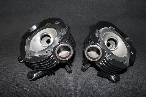 Replica Knucklehead cylinder head set small port 1937 only