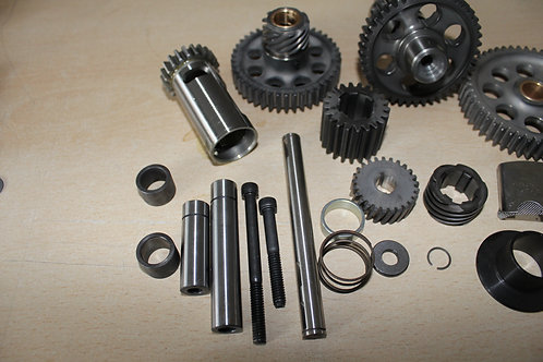 Replica Motortechnic Mfg. Cam Chest Kit for Knucklehead 1936-1947