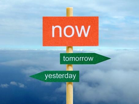 Moment now…. 4 things for leaders to consider doing right now.
