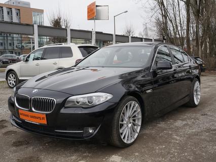 """BMW 520d F10 auf 20"""" Vossen-Felgen"""