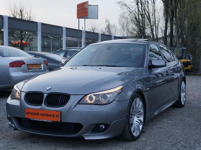 BMW 530d M-Paket auf M172 Felgen