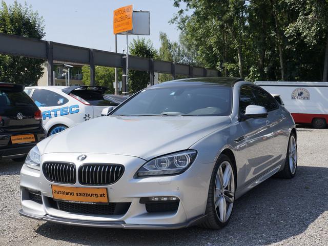 BMW 640d GranCoupe Bj. 2014