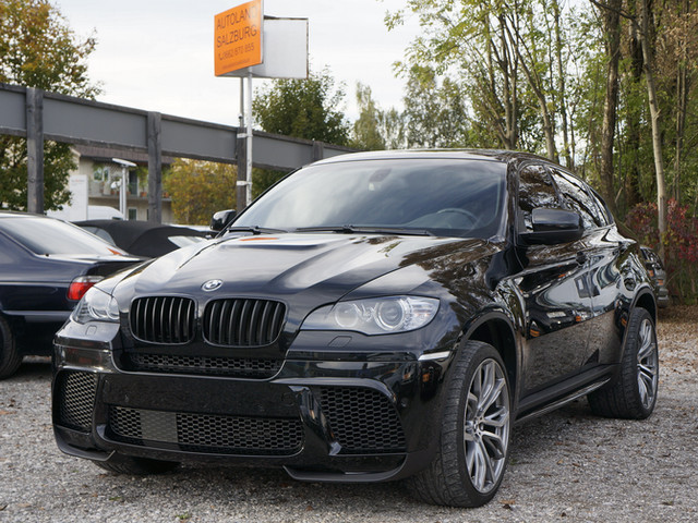 BMW X6 40d Performace Umbau