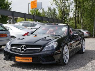 """Mercedes-Benz 63AMG auf 20"""" Lorrinser Felgen"""
