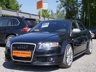 Audi RS4 (der letzte RS Sauger)