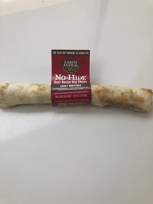"No Hide 11"" Beef or Peanut Butter"