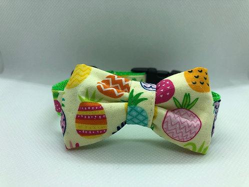 Pineapple Bow Tie