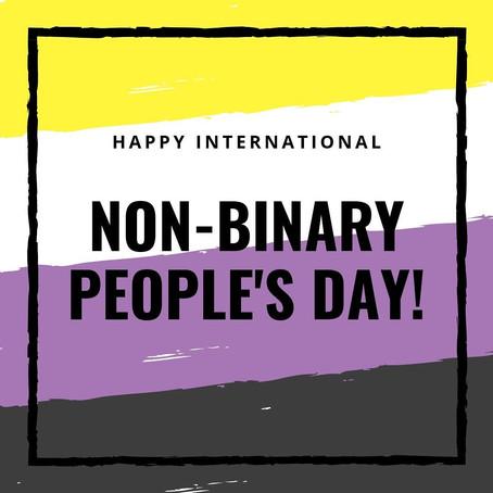 International Non-Binary Day!