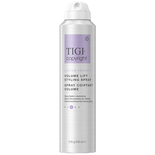 Спрей–мусс для придания объема волосам Tigi Copyright