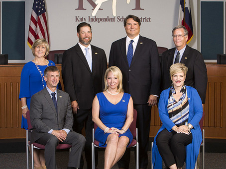 Meet Your Katy ISD School Board: A Few Fun Facts You May Not Know