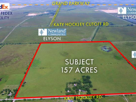 Katy ISD Purchases 157 Acres for Future Junior and High School Campus