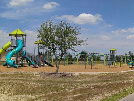 John Paul's Landing Park Now Open