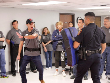 Harris County Citizens Police Academy Accepting Applications in Katy