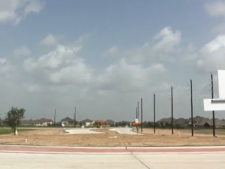 Roundabout Connecting Spring Green, Katy-Flewellen and Cinco Trace Opens July 9