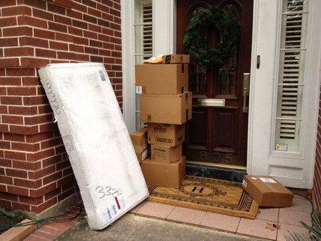 WARNING: Katy Porch Package Thefts on the Rise